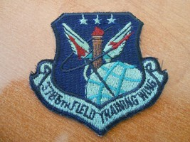Original United States Air Force 3785th Field Training Wing Patch #508 - $8.91