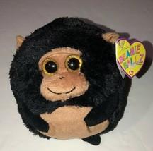 "New TANK TY Beanie Ballz Tank 5"" Plush Monkey Stuffed Toy Children Toy S... - $3.72"