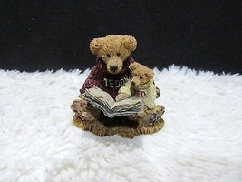 1993 Boyd's Resin Ted & Teddy Style #2223 Collectible Figurine, Decorative - $10.95