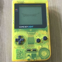 Game Boy Light Clear Yellow Version NINTENDO Dragon Quest Monsters with box - $691.75