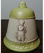 Goebel MJ Hummel Christmas Bell 1995 - $14.85