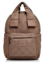 Marc Jacobs Quilted Backpack Knot Large Quilted Nylon ~NWT $275~ French ... - $193.05