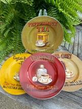"Oneida teacups 8"" plates set of four - $14.85"