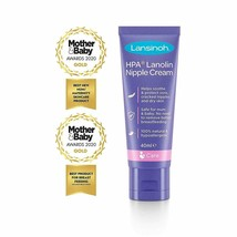 Lansinoh HPA Lanolin Cream 40ml for Sore Nipples & Cracked Skin - Best P... - $15.68