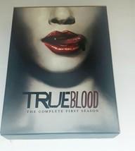 True Blood the complete first season 6 disc dvd box set - $27.00