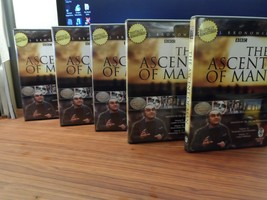 The Ascent of Man DVD Set All 13 Volumes on 5 DVDs from J. Bronowski + B... - $64.95