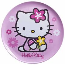 Hello Kitty adult size melamine 3-pc. plate set - $12.95