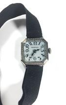 Vintage 18k White Gold 1920's Tiffany Ladies Wristwatch 15 Jewel - $1,295.00