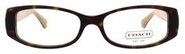 Coach Eyeglasses HC 6033 Melinda Dark Tortoise 5033 Authentic 51-15-135  - $88.78