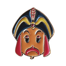Aladdin Disney Lapel Pin: Jafar Emoji  - $9.90