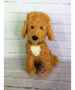 Disney Junior Fancy Nancy Barking Frenchy Plush Stuffed Animal Dog Puppy... - $14.26