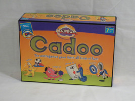 GUC Fun Cranium Cadoo Creative Game - Complete - Great for Family Game N... - $8.86