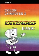 Tandy Color Computer 3 Extended Basic * PDF * CDROM - $8.99