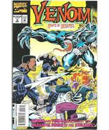 VENOM #2 Nights of Vengeance 1993 NM- or better MARVEL COMICS Spider-man... - $7.95
