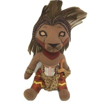 Disney's The Lion King NYC Broadway Musical Play Plush 12 in. SIMBA Souv... - $18.80