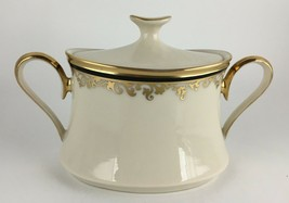 Lenox Eclipse Sugar bowl & lid  - $30.00