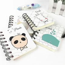 Cute Weekly Daily Planner Zoo Spiral Journal Notebook School Diary Girls... - $3.90