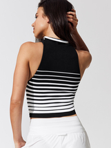 Women High Five Seamless Cami in Black, Free People Movement image 4