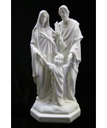 "12"" Holy Family Statue Joseph Baby Jesus Mary Catholic Religious Made in... - $64.99"