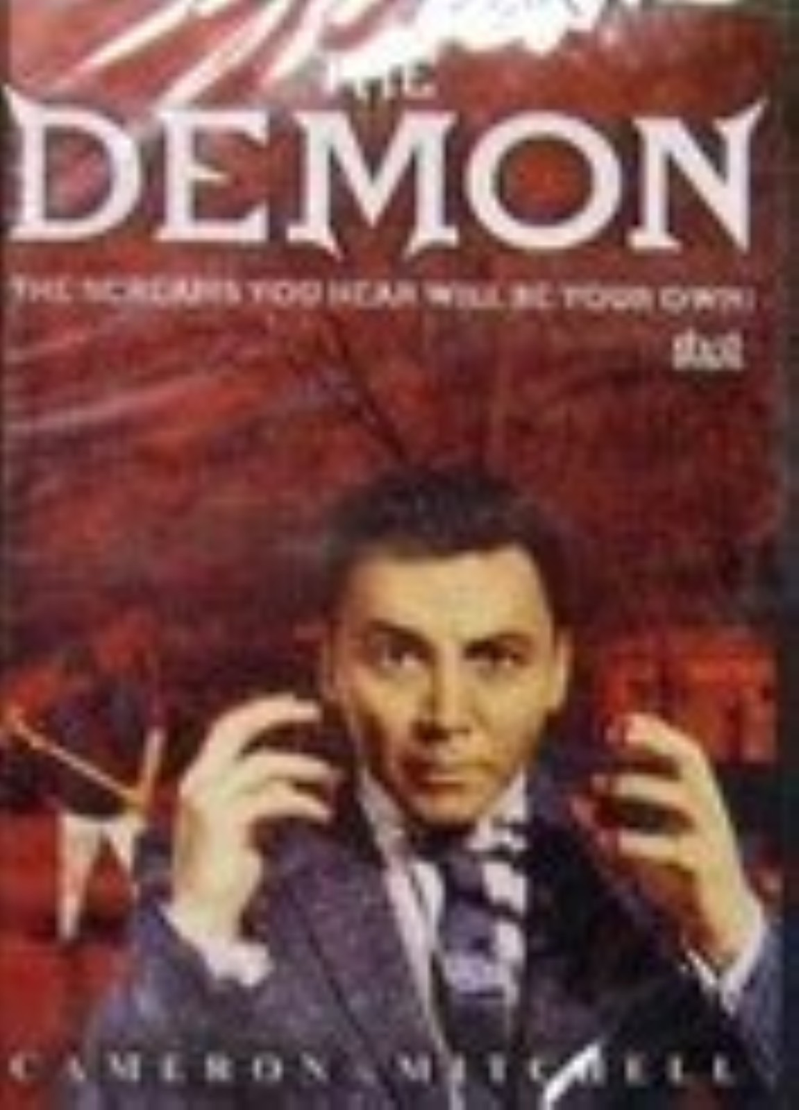 The Demon  Dvd