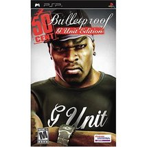 50 Cent Bulletproof: G Unit Edition -Sony PSP [Sony PSP] - $19.62