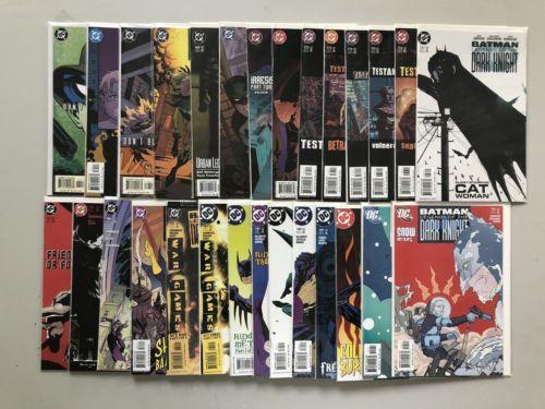 Lot of 28 Batman Legends of the Dark Knight (1989) from #164-195 VF Very Fine