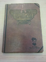 """History and Rhymes of the Lost Battalion by """"Buck Private"""" McCollum 1929... - $7.92"""