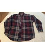Vintage Tommy Hilfiger Plaid Shirt Size Xl - $9.89