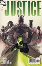 Justice (DC) (2005) #2 [Unknown Binding] [Jan 01, 2007] - $3.91