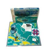 Vintage 1976 Bermuda Triangle Family Board Game Disaster Milton Bradley ... - $27.73