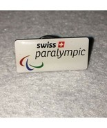 COLLECTABLE SWISS PARALYMPIC  PIN BADGE (BB16) - $6.27