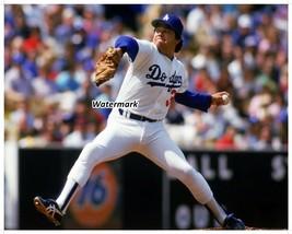 MLB 1981 Los Angeles Dodgers Fernando Valenzuela on the Mound 8 X 10 Pho... - $5.99