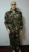 Tactical Combat Uniform jacket Pants Camo Camouflage Uniform Suit Sets W... - $24.63