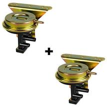 68 through 82 Corvettes MIDWEST CORVETTE 25-123544-1 C3 Corvette Headlight Actuator Rod Seal 3 Piece Kit Fixes Slow Lazy Headlight Bucket Movement Fits