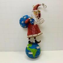 """Hallmark Keepsake Ornament """"Peace on Earth"""" A Santa Clause Christmas 2008 - $14.03"""