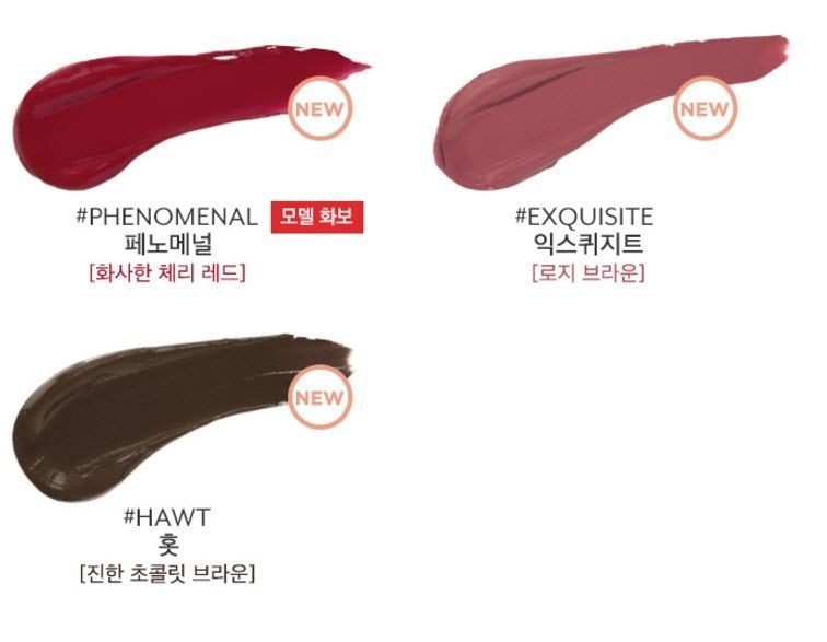 PONY EFFECT Stayfit Matte Lip Color 3 Colors NEW Launching image 4