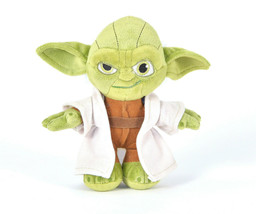 "Yoda Star Wars 7"" /18cm Soft Bodied Plush Toy for Boys & Girls Jedi Stuf... - $37.79"