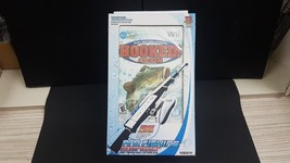 Nintendo Wii Hooked! Again w/Pro Fishing Controller Bundle (Brand New) - $57.87