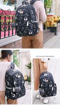 Women Backpack Travel Anti Theft Design Large Capacity Teenage Girl School Bags image 7