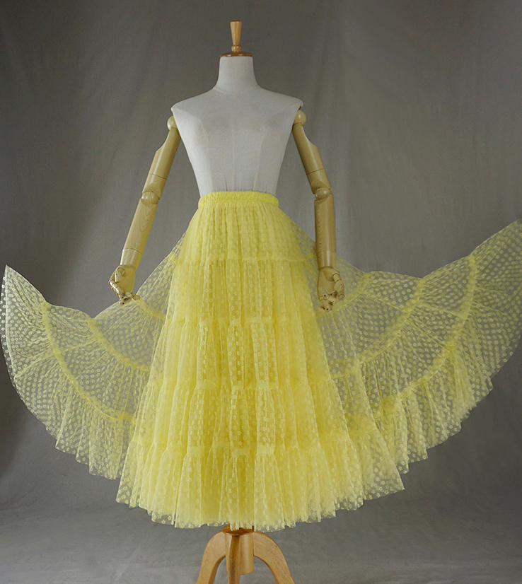 Yellowtierskirt 3