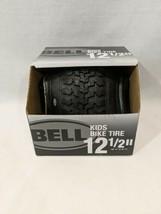 "Bell Standard Kids Bike Tire, 12.5"" x 1.75-2.25"" - Black - $17.99"