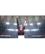JOHNNY MANZIEL TEXAS A&M UNIVERSITY #1 POSTER 24 X 36 Inches johnny foot... - $19.94