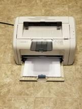 HP LaserJet 1018 Standard Laser Printer - $172.98