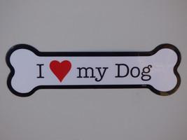 "I HEART MY GRAND DOG CUTE DOG PAW PRINT Fridge Car Magnet 5/""x5/"" LARGE SIZE NEW"
