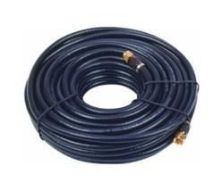 New! Rca 50 Feet Quad Shield Coax Cable DH50QCF - Black!! - $19.79