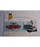 daffodil owners sales brochure used original  1963 - $24.99