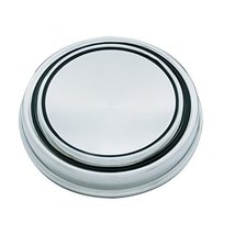United Pacific Stainless Steel Hub Cap for 1968-69 Ford Mustang - $37.09