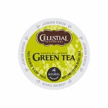 Celestial Seasonings Green Tea, 48 Kcups, Free Shipping - $38.99