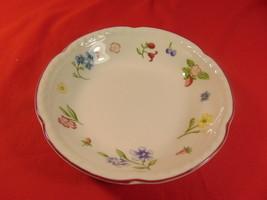 """5 3/4"""" Fruit-Dessert (sauce) Bowl, from Johnson Bros., in the Fleurette Pattern. - $10.99"""