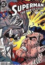 Superman: Man of Steel (1991 series) #19 [Comic] [Jan 01, 1991] DC Comics - $4.89